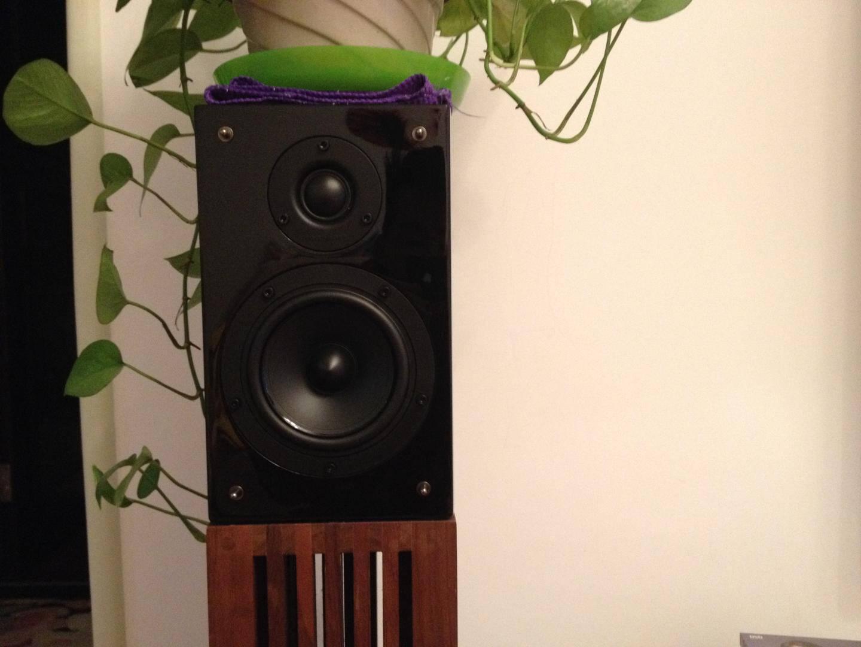 马兰士(MARANTZ)LS502音箱音响高保真Hi-Fi发烧级HIFI组合音响书架箱(1对)黑色