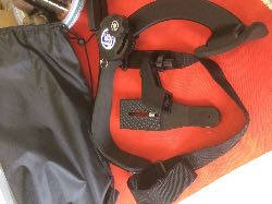 摄影肩托减震器支架单反相机肩架摄像机肩托架DV支架稳定器