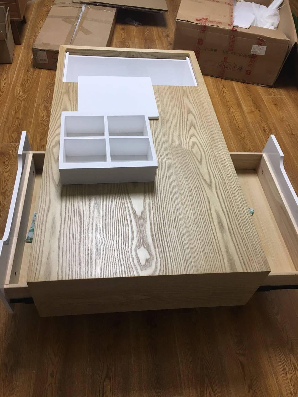 A家家具北欧茶几电视柜组合烤漆现代简约客厅(测试款勿拍拍下不发)DB1611