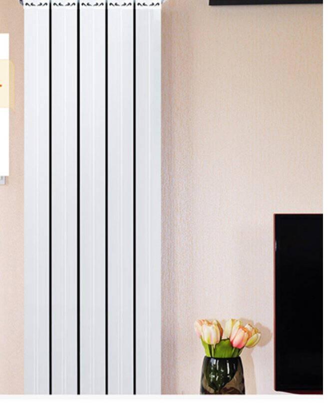 南山暖气片家用水暖壁挂式铜铝复合装饰散热器祥云系列双水道TXYS型中心距600mm-中国质量500强