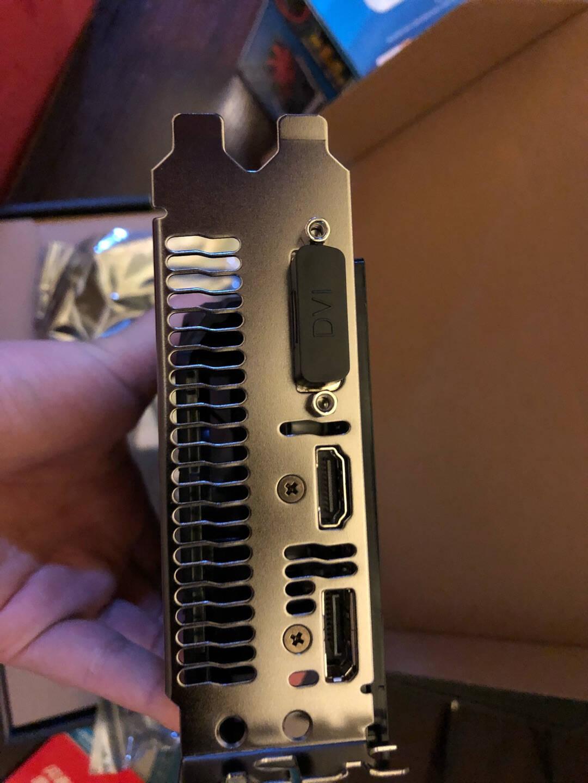 华硕(ASUS)CERBERUS-GeForceGTX1050TI-A4G1303MHz-1417MHz全新背板地狱犬系列gtx1050Ti显卡