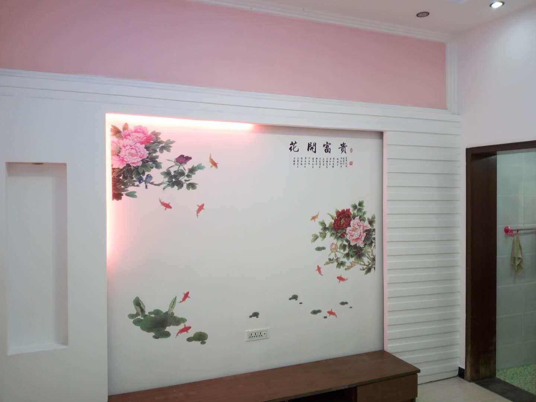 宁雅轩电视背景墙贴画自粘墙纸卧室客厅墙上贴纸房间贴花装饰品墙壁贴纸