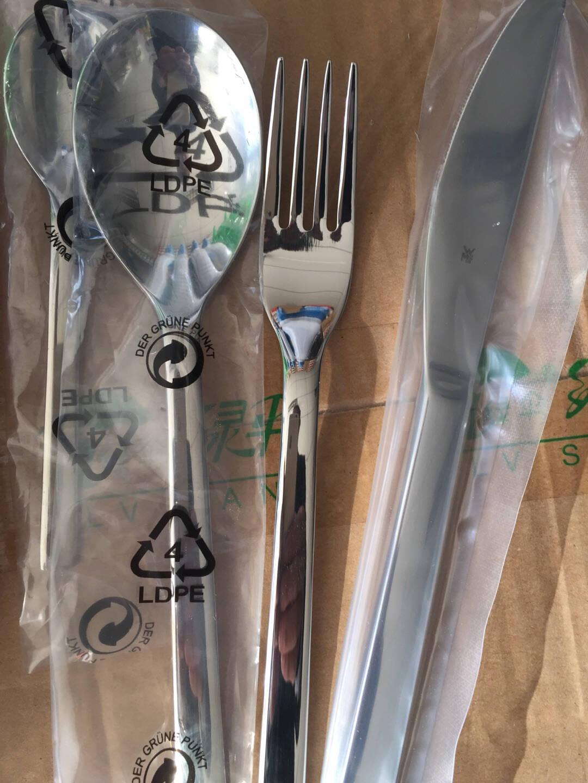 WMFNuova餐具4件套不锈钢餐刀餐叉勺子4件套