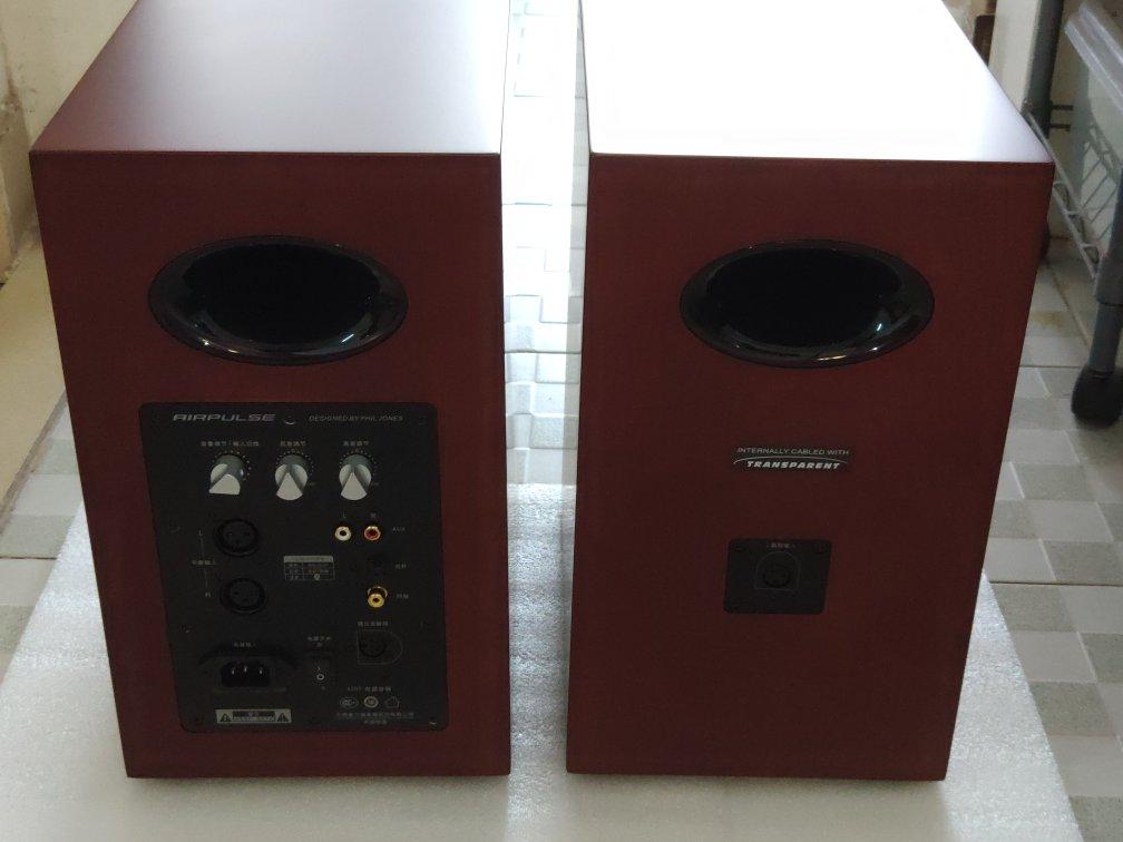 漫步者立体声有源书架音箱,升级下家里的声音设备