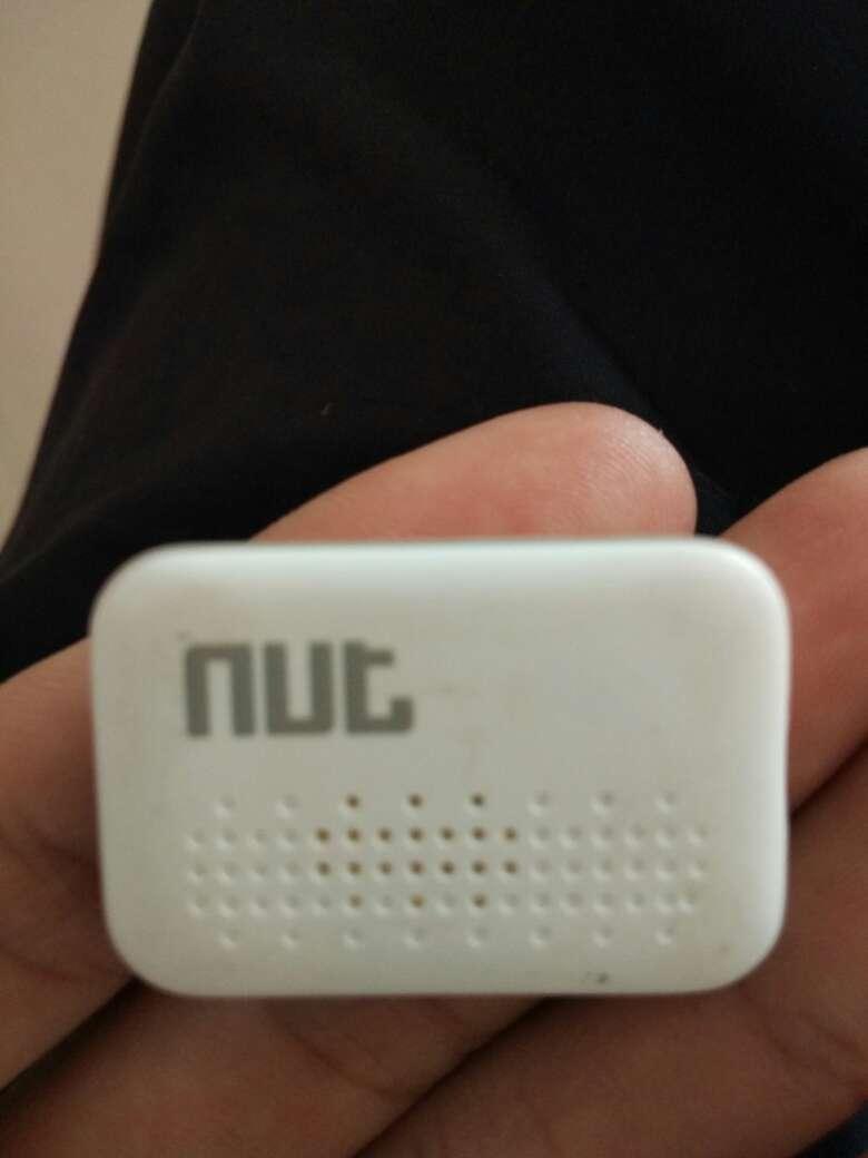 纳特(nut)mini蓝牙防丢器手机防丢神器车钥匙钱包防丢定位寻找器智能防丢贴片樱花粉