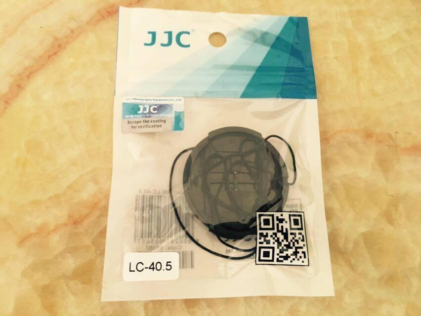 JJC适用富士镜头盖52mm15-45镜头XS10XA5XA7XT30XT20XT200XE3佳能55-200尼康