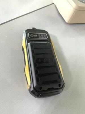 守护宝K230移动联通电信三网4G直板按键双卡双待备用功能机老人老年手机学生备用机红色(赠品套餐)