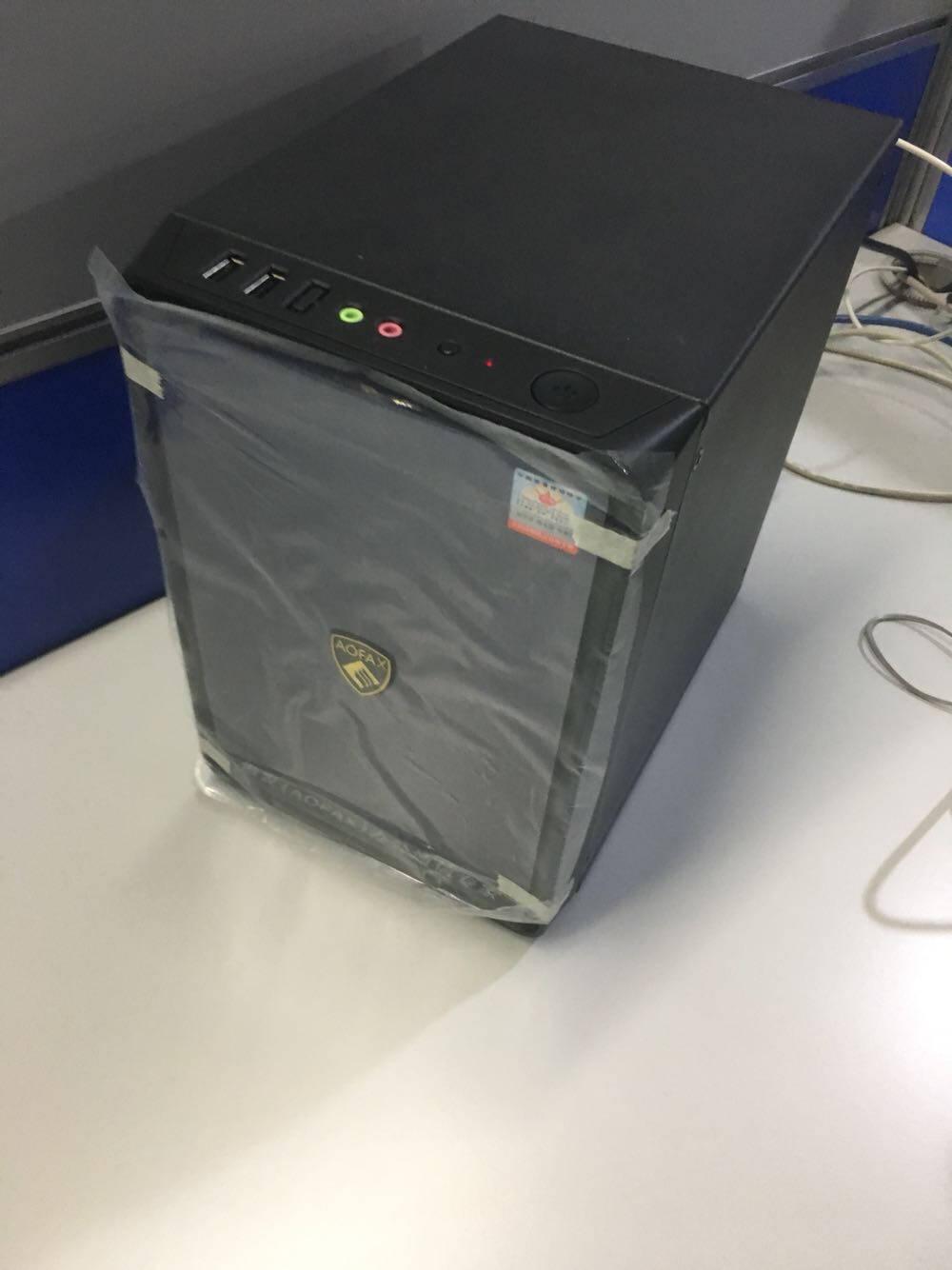 傲发(AOFAX)A80X无纸数码网络传真机多路传真服务器系统传真群发设备A802(支持2条电话线)