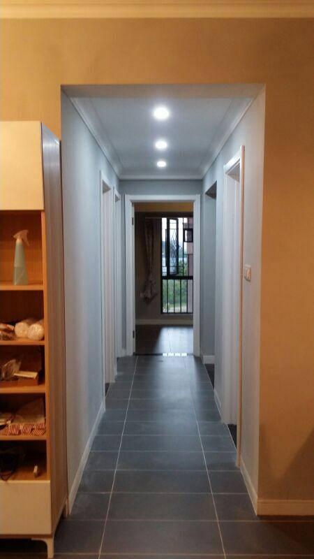 蒙诺美灰色瓷砖卫生间墙砖厨房瓷砖黑白地砖厨卫砖仿古砖墙砖哑光地板砖釉面砖黑色瓷砖6267哑光浅灰系列300x600mm