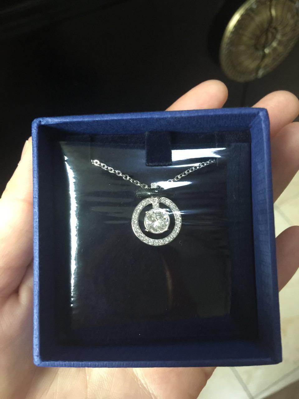 Bon, petite amie aime, c\'est la livraison est trop lent hearts jewelry airmax97 0928120 shop