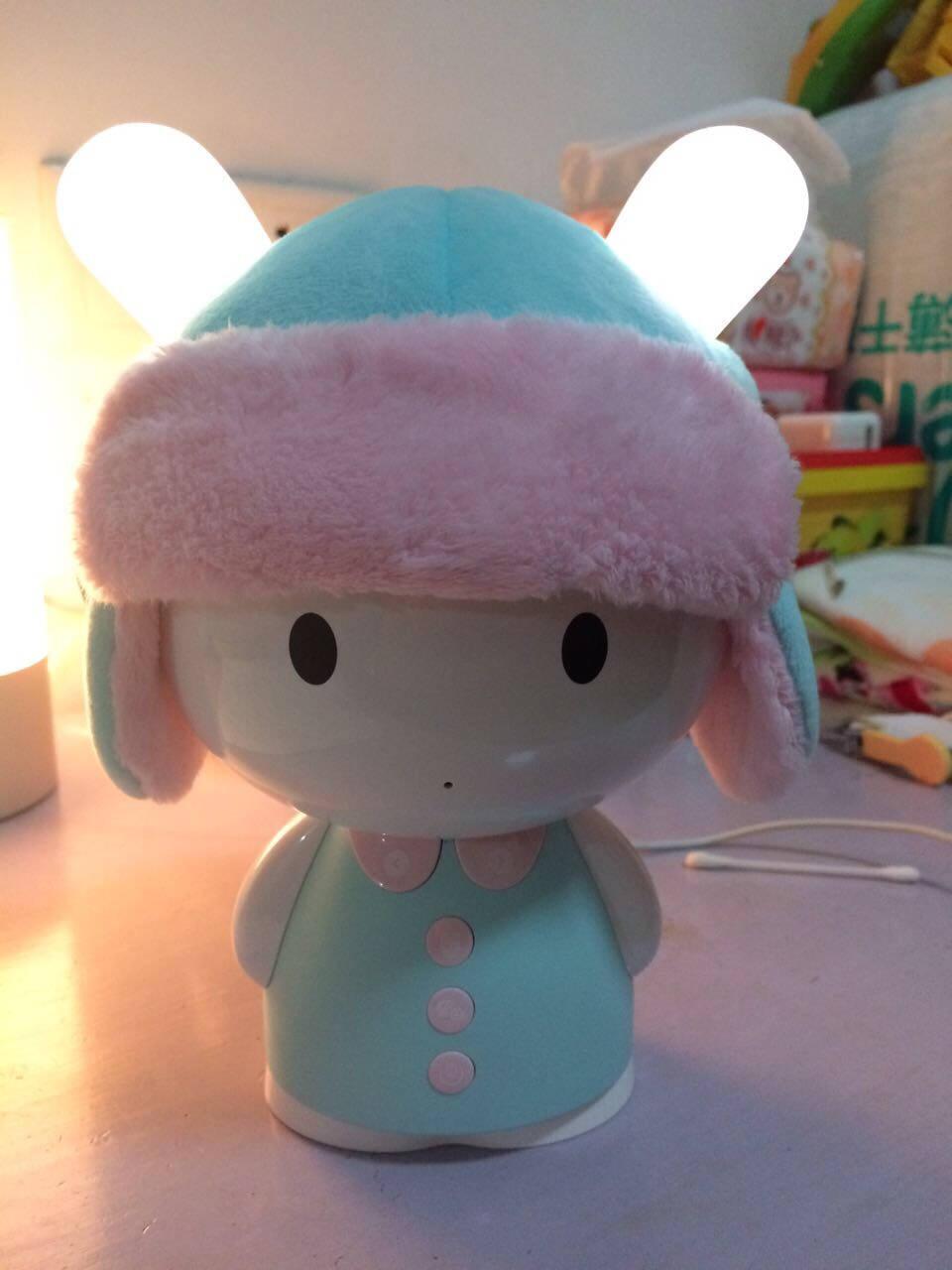 小米(MI)米兔故事机/mini智能早教机婴幼儿学习机儿童益智玩具语音点播点读机米兔智能故事机