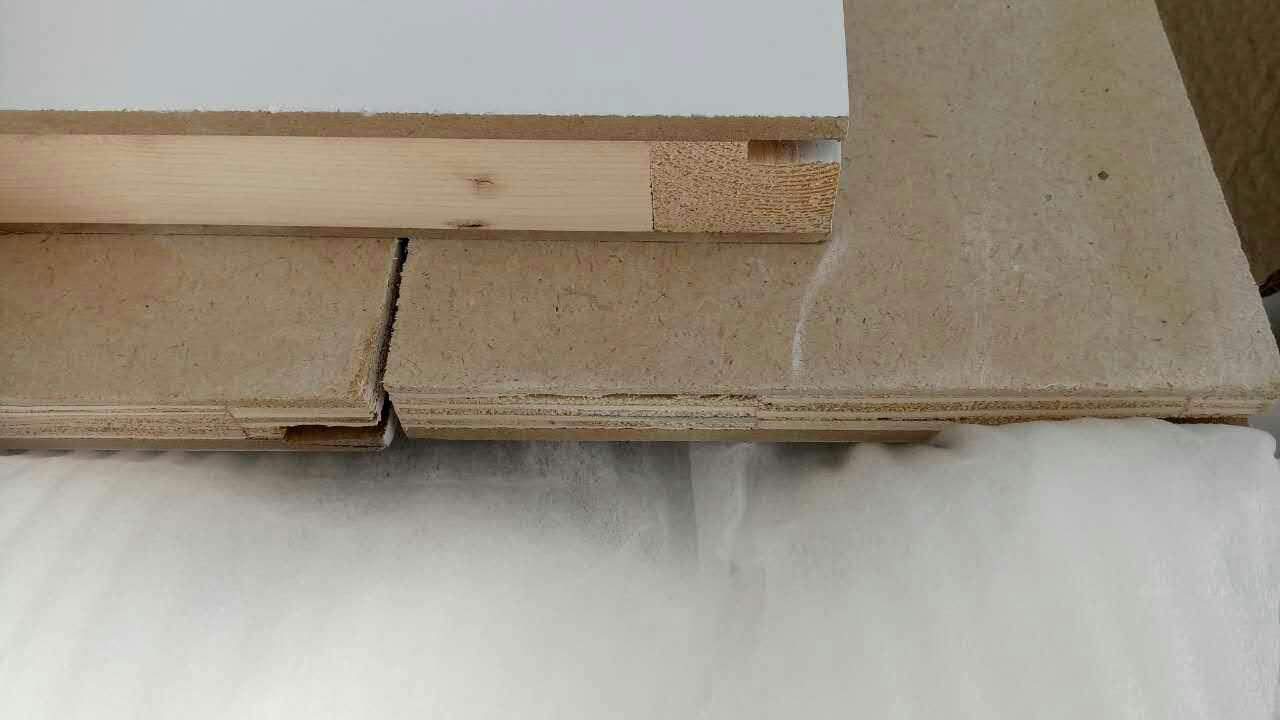 塞纳春天木质复合垭口室内定制精装工艺窗套一米价格双包套25公分以内