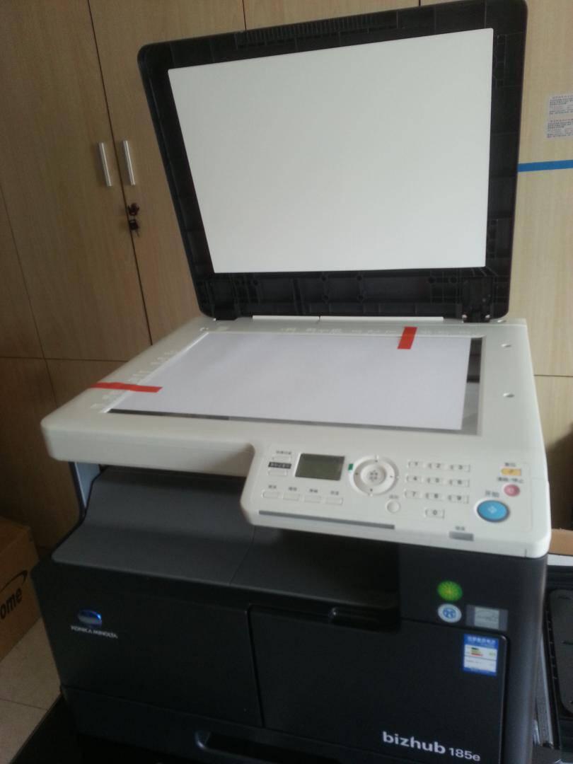 柯尼卡美能达pp185e/6180en打印复印扫描黑白A3/A4激光打印复印多功能一体机通用工作台(不含机器及其他配件)