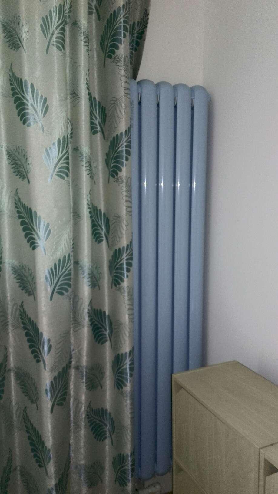 圣劳伦斯卫生间暖气片家用水暖卫浴壁挂低碳钢制小背篓散热器1000*400中