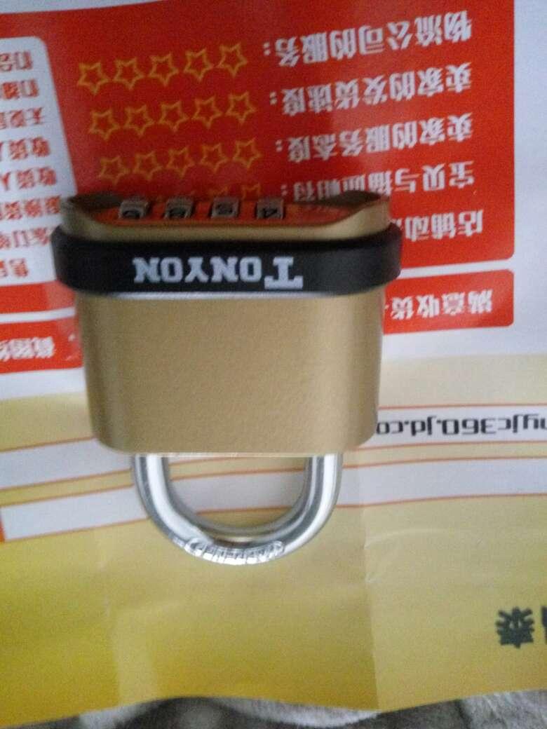 TONYON通用()密码锁挂锁密码防盗锁门锁K2500825008-F25常规款
