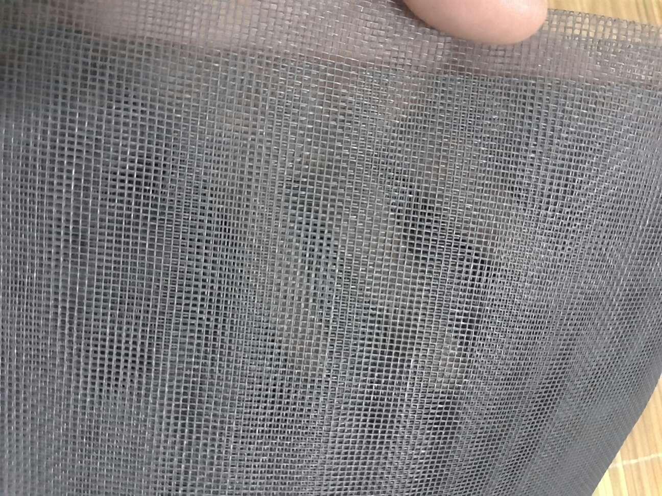 【5米价】家用加密加厚防蚊防虫窗纱纱窗网自装铝合金塑钢窗户纱窗网防尘纱网窗纱网尼灰色/长5米1.2米宽