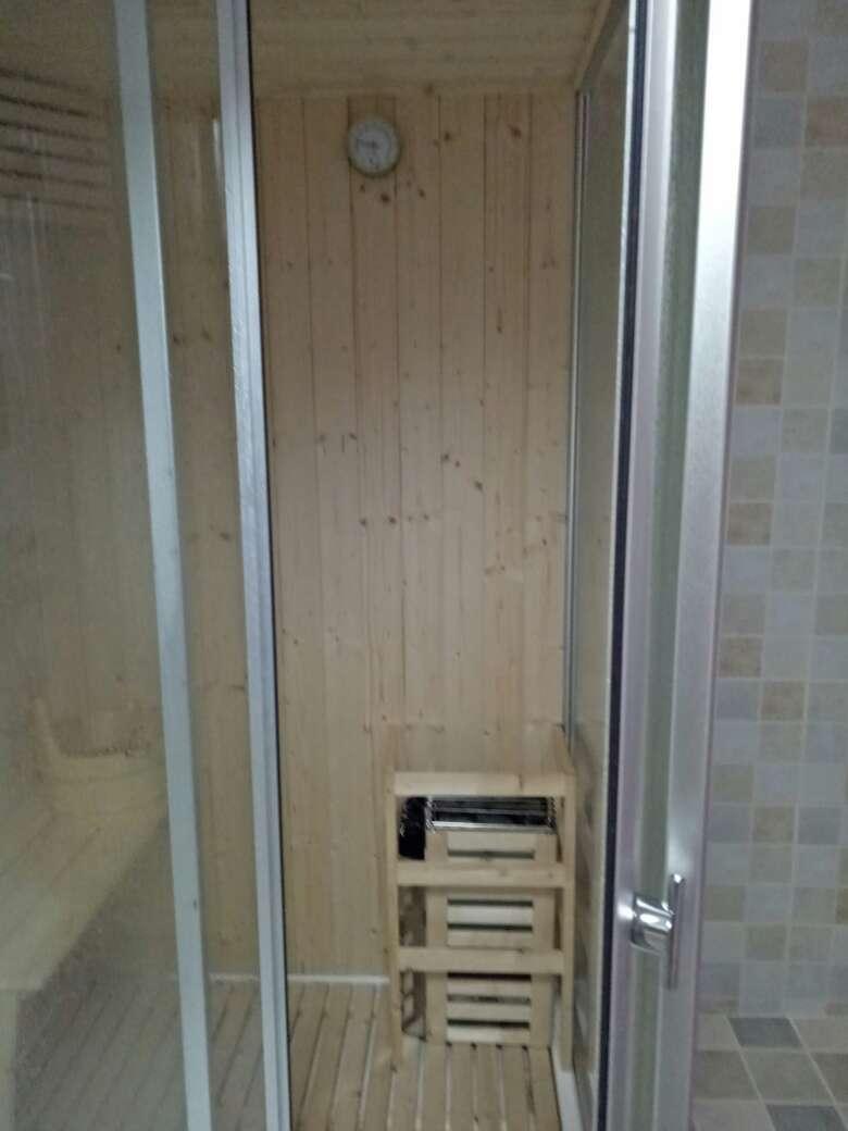 蒙娜丽莎(MONALISA)1.57/1.8米整体淋浴房干湿蒸三用桑拿房M-82181800*1200*2150右含蒸汽