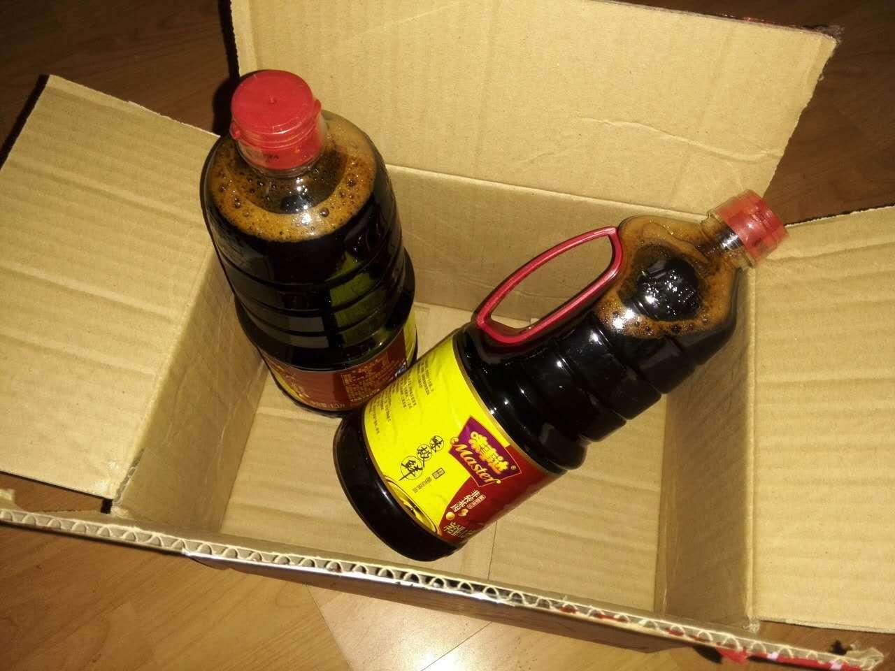 味事达(Master)酱油味极鲜特级生抽点蘸凉拌酿造酱油1.9L卡夫亨氏出品