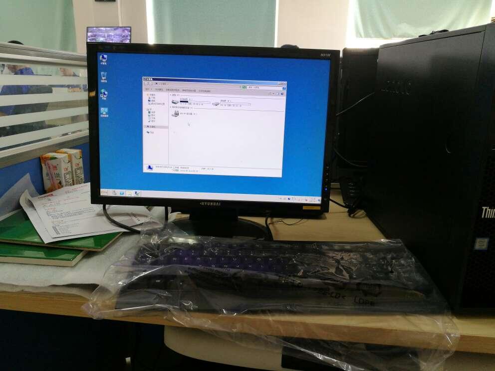 联想工作站P320/P330工作站图形塔式工作站联想服务器主机设计学习服务器台式电脑【新品P330】I5-95006核3.0G8G内存128G+1T硬盘+P1000