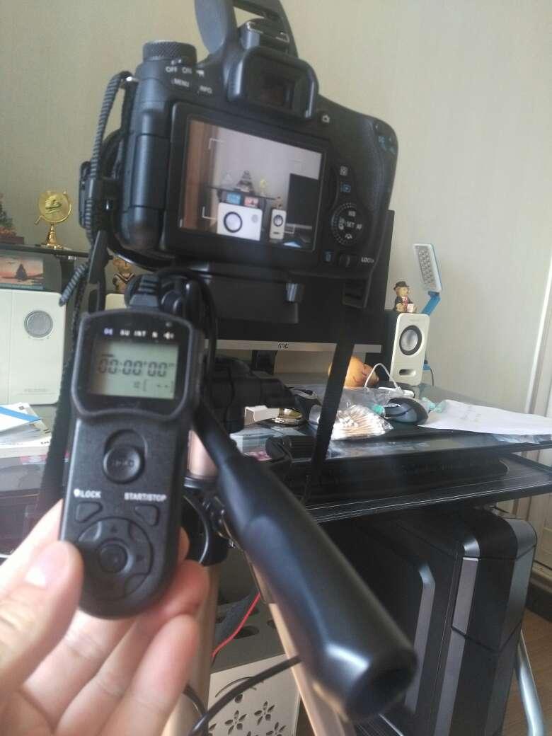 JJC佳能定时快门线77D80D90D750D800DEOSRRPR6相机配件TM-C替代RS-60E3
