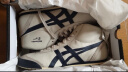 Onitsuka Tiger鬼塚虎中高帮休闲鞋男女MEXICO MID RUNNER DL409 米色 41.5 实拍图