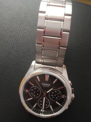 卡西欧男士手表究竟怎么样啊,做工够好吗?防水性强吗