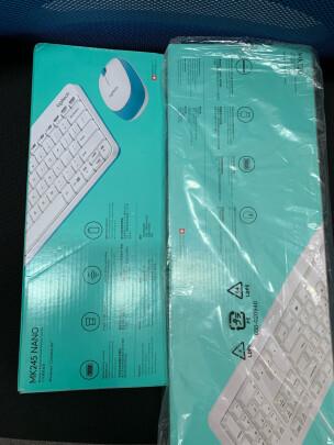 罗技MK245 Nano和双飞燕D9000区别是?,哪款按键更舒服,哪个简单方便
