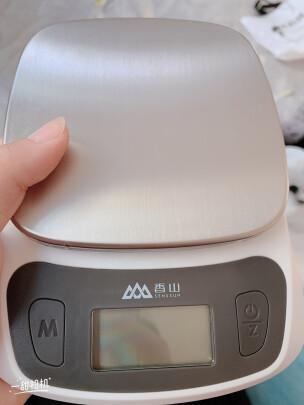 香山EK3641跟拜杰厨房秤有明显区别吗,清洗哪款更方便?哪个使用方便