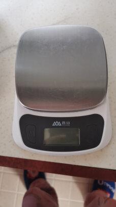 香山EK3641和拜杰厨房秤区别很大吗,哪款电池耐用?哪个使用方便?