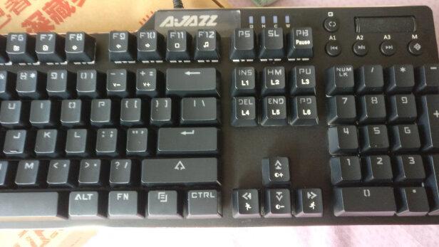 黑爵刺客Ⅱ合金机械键盘AK35i和罗技K380多设备蓝牙键盘区别是什么?做工哪个好,哪个质量上乘