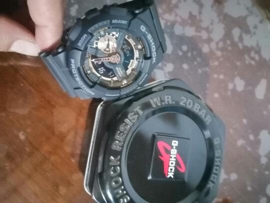 卡西欧男士手表跟卡西欧石英女表哪个好?哪款档次高?哪个操作简单?
