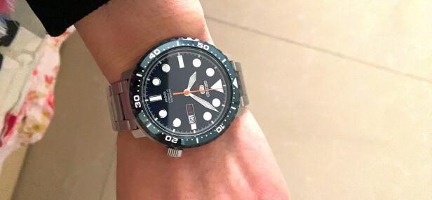 精工手表怎么样?时间精准吗?功能强悍吗?