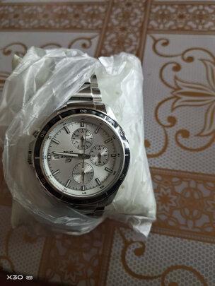 卡西欧男士手表和卡西欧日韩表到底区别明显吗?时间哪款准确,哪个漂亮大气