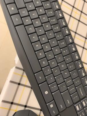 罗技MK235无线键鼠套装与小米无线键鼠套装有很大区别吗,做工哪款更好?哪个简洁大方?