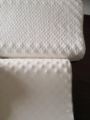 京东京造颗粒乳胶枕低款到底怎么样,材质安全吗,干净整洁吗?