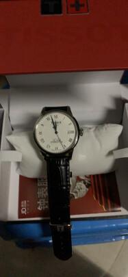 天梭男士手表好不好呀?质感够好吗?靓丽夺目吗?