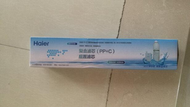 海尔HRO5023-3滤芯靠谱吗,净水效果够不够好?高端大气吗?