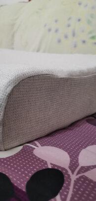 睡眠博士按摩枕头和睡眠博士人体工学型乳胶成人枕到底有何区别?做工哪款比较精致,哪个方便简捷?