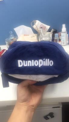 邓禄普U型枕-蓝色究竟怎么样?弹性好吗?做工精致吗