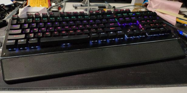 灵蛇K806青轴到底好不好?按键舒服吗?结实耐用吗?