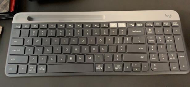 罗技K580对比罗技K380多设备蓝牙键盘哪款更好?哪款按键更加舒服,哪个倍感舒适