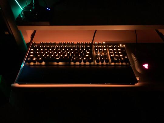 雷蛇猎魂光蛛精英版线性光轴跟CHERRY MX Board 9.0有很大区别吗?做工哪个更好?哪个结实耐用