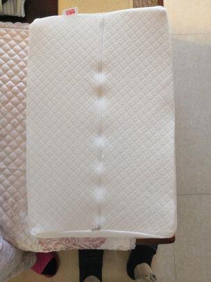 南极人乳胶枕40x60对比九洲鹿枕头到底区别是什么?透气性哪个比较好?哪个尺寸适宜?
