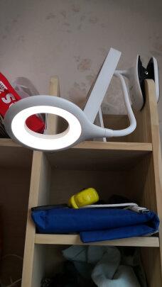 美的LED台灯与久量LED阅读台灯区别是??做工哪款更加好?哪个外观漂亮