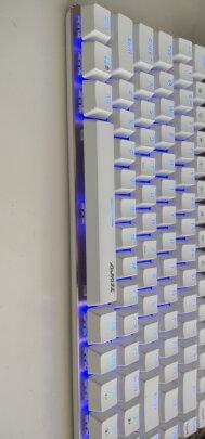 黑爵ak33与MSI GK50Z 电竞键盘到底区别有吗,哪个做工比较好