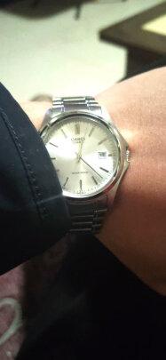 卡西欧石英男士手表怎么样,档次够高吗,风格百搭吗?
