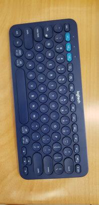 罗技K380多设备蓝牙键盘与B.O.W HB066有区别吗?哪款手感好?哪个倍感舒适
