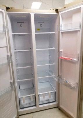 「实情必读」云米BCD-456WMSA冰箱怎么样?用后一周讲说真相