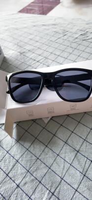 米家经典方框太阳镜 灰色靠谱吗,防紫外效果够好吗?精细准确吗?