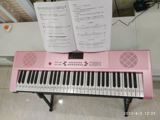 美科-288粉色智能版+琴架与美科MK-975(智能版)有区别吗?哪款做工更加好?哪个做工一流